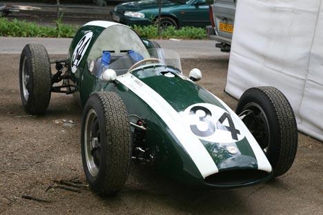 Motorsporten.dk - Copenhagen Historic Grand Prix - København - Glimt fra fredagens opstaldning